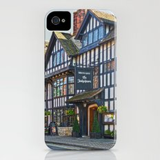 Timber Frame House  iPhone (4, 4s) Slim Case