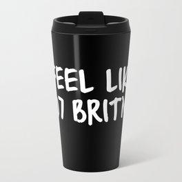 I Feel like 2007 Britney Travel Mug