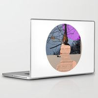 marianna Laptop & iPad Skins featuring A dream for a lifetime · Marianna by Marko Köppe