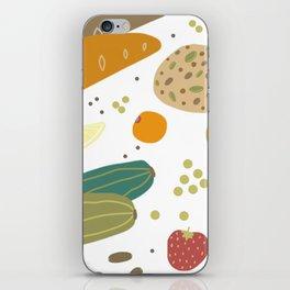 Eating Healthy iPhone Skin