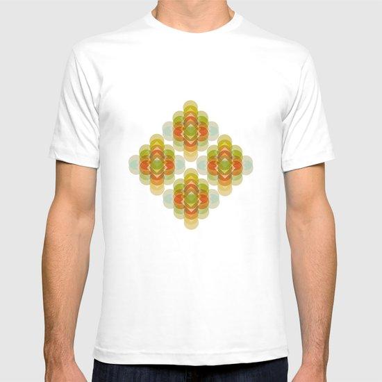 60's Pattern T-shirt