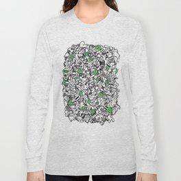 Go Green Long Sleeve T-shirt