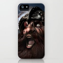 Revenge Of The Dwarves iPhone Case