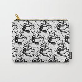 Java Love 2 by Kathy Morton Stanion Carry-All Pouch