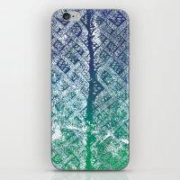 Knitwork II iPhone & iPod Skin