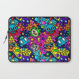 Bear Picnic Laptop Sleeve