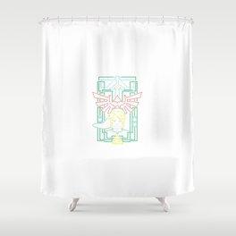 Hylian Shower Curtain