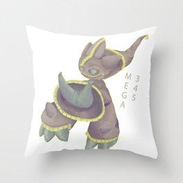 MEGA Banette Throw Pillow