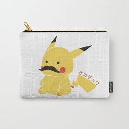 Pikachustache Carry-All Pouch