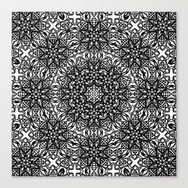 Floral Mandala 2 Canvas Print