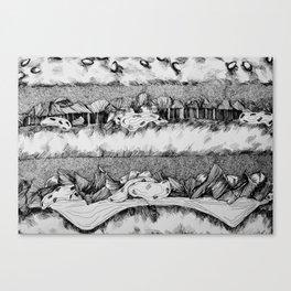BigMac Canvas Print