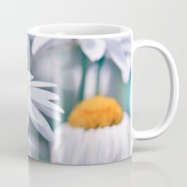 Marguerite blue 032 Coffee Mug
