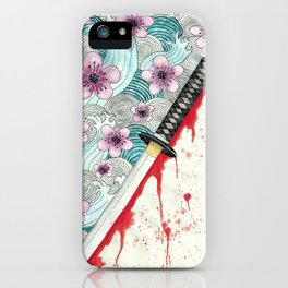 Rurouni Kenshin fanart iPhone Case