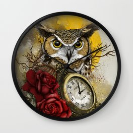 Time is Wise Wall Clock