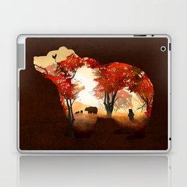 Bears in the Woods Laptop & iPad Skin