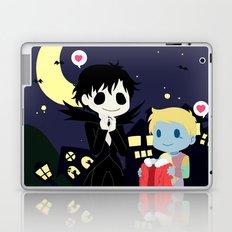 The nightmare before Sherlock Laptop & iPad Skin