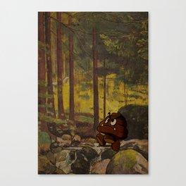 Shitmba Canvas Print