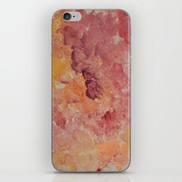 Abstract Wall Art iPhone Skin