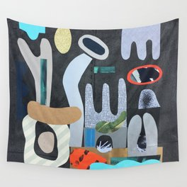 Rock Garden Wall Tapestry