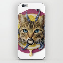 Sourpuss | Collage iPhone Skin