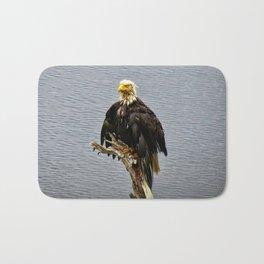Eagle Drip Dry Bath Mat