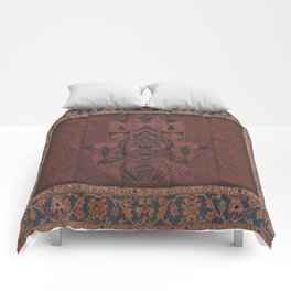New Century Hamsa Comforters