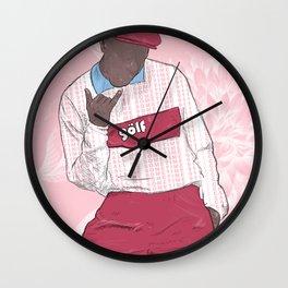 CALL ME SOMETIME. Wall Clock