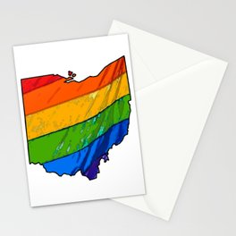 Ohio Pride Stationery Cards