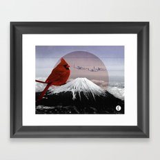 Mountain Song Framed Art Print