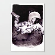 Bastard Sons In Space Canvas Print