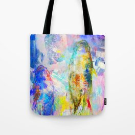 Kois Layered Tote Bag