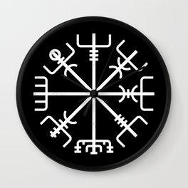 Vegvisir v2 Wall Clock
