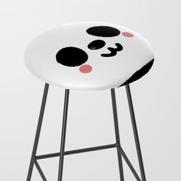 Pandamic Mask Bar Stool
