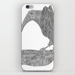 Munin iPhone Skin