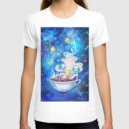 tea and the lemon universe T-shirt