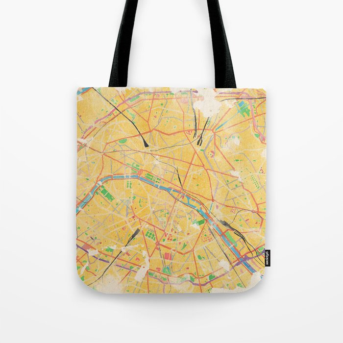 Another Paris Tote Bag