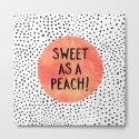 Sweet as a peach! by elisabethfredriksson