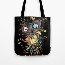 shocked in reverse Tote Bag