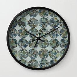 Sifnos Circles Wall Clock