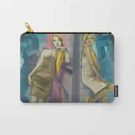 Gemini Sign Carry-All Pouch
