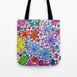 Lake Villa Garden Tote Bag