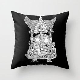 TOTEM - KNOCKOUT Throw Pillow