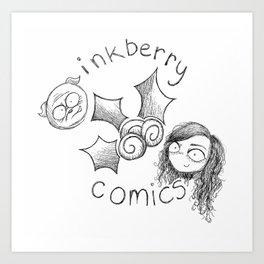 Inkberry Comics Art Print