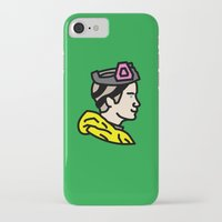 jesse pinkman iPhone & iPod Cases featuring Pinkman by MSTRMIND