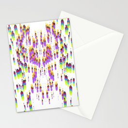 Spider Color Stationery Cards