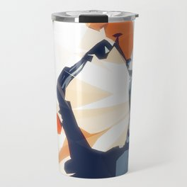 Jazz Sax Poster Travel Mug