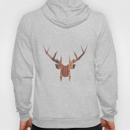 Wooden Deer Hoody