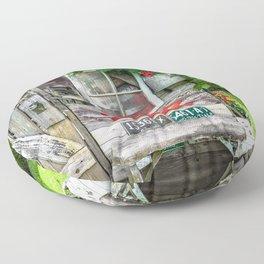 Summer Shed Floor Pillow