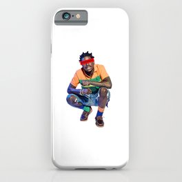 kodakfree iPhone Case
