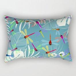 butterflys Rectangular Pillow